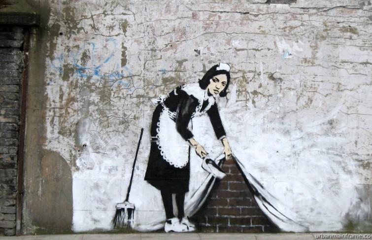 Banksy, le maître du street-art