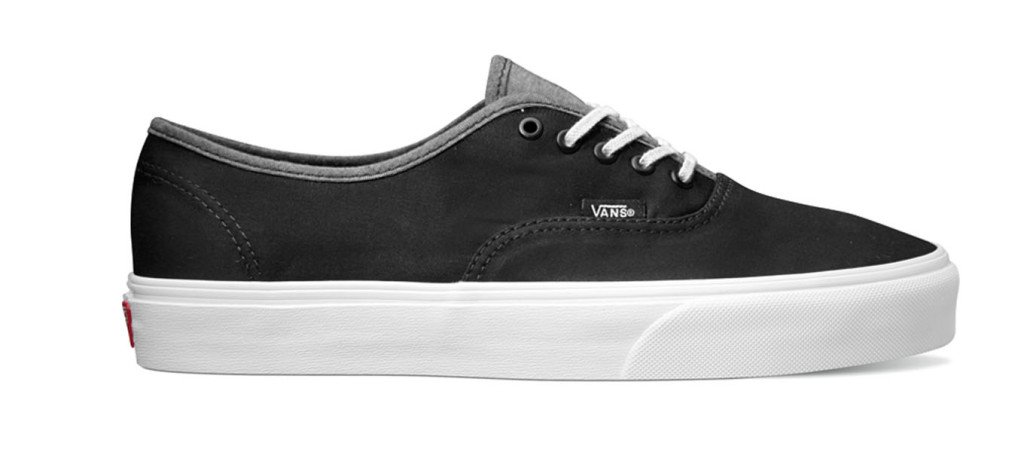 Authentic TC Black Chaussures Vans