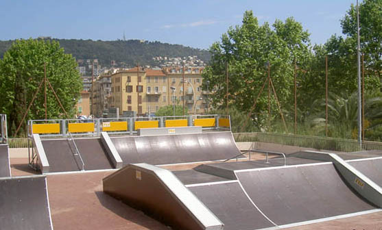 skatepark nice