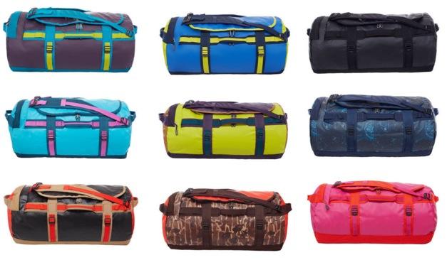 Opter pour l'originalité avec un duffel comme sac de voyage !