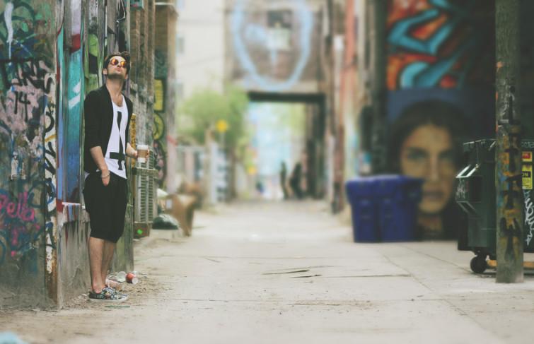 Découvrez le street art des jumeaux Os Gemeos