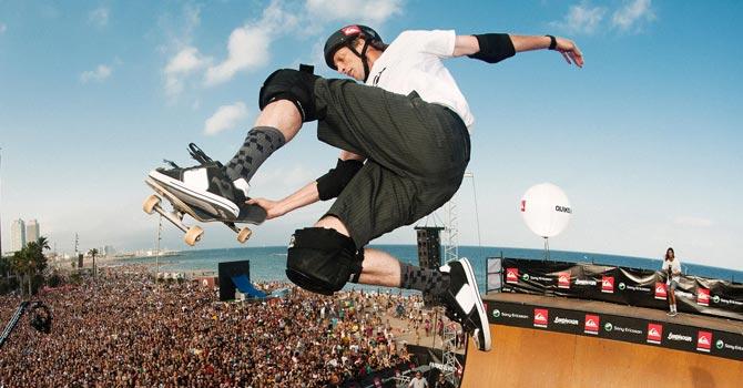 Tony Hawk : le père du skateboard moderne